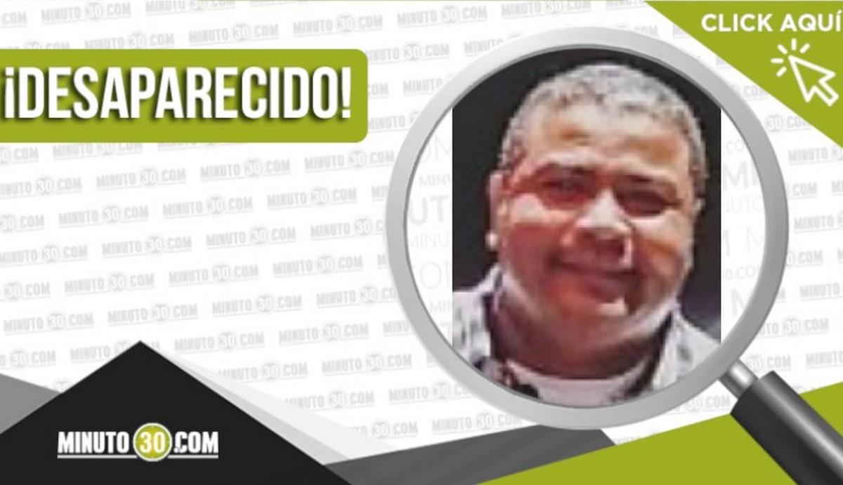 Andrés Balanta Barreto desaparecido