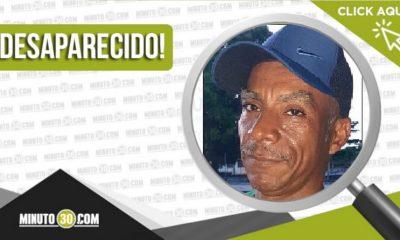 Carlos Alberto González Arroyave desaparecido