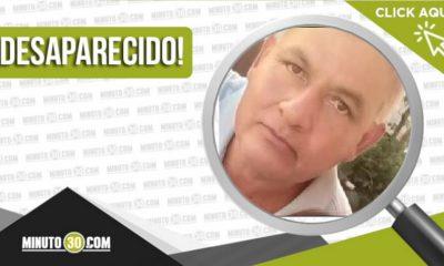 Iván Darío Arboleda Úsuga desaparecido