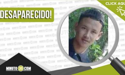 Nelson Andrés Urango Sotelo desaparecido