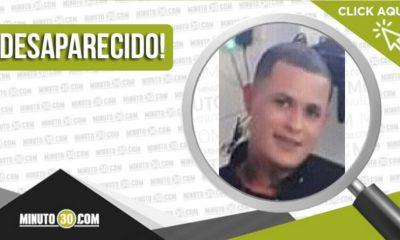 Luis Fernando Suárez Arjona desaparecido