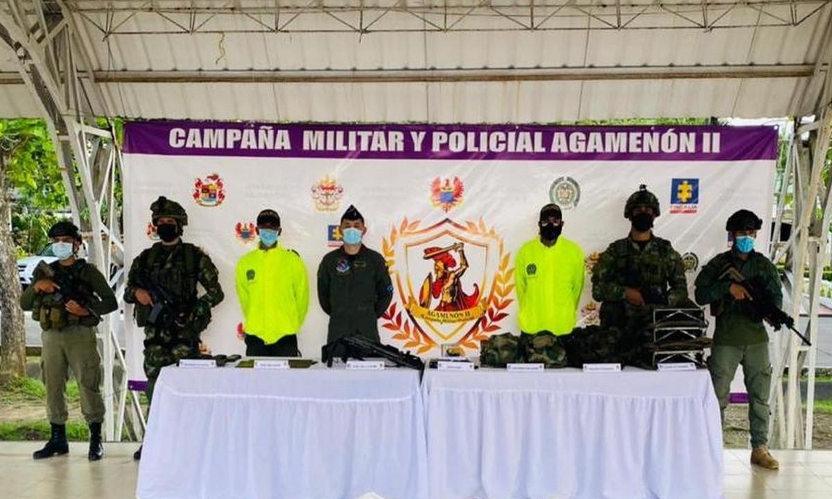 """Dos muertos dejó combate entre el Ejercito y presuntos integrantes del """"Clan del Golfo"""""""