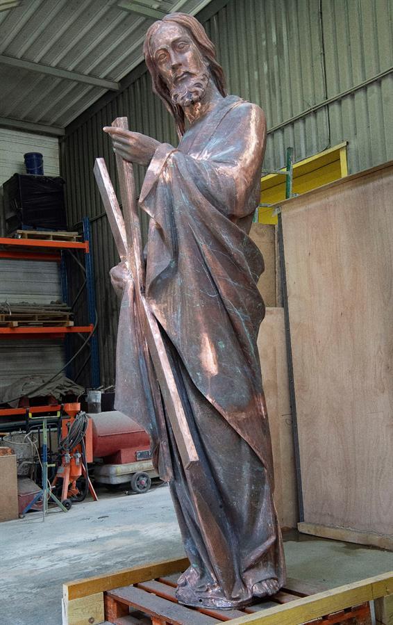 estatuas notre dame1