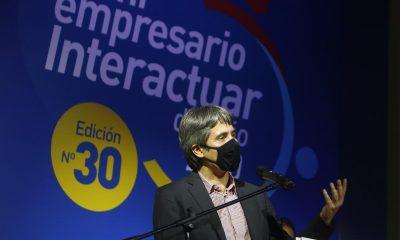 En la imagen, el director ejecutivo de Interactuar, Fabio Andrés Montoya. EFE/Luis Eduardo Noriega A./Archivo