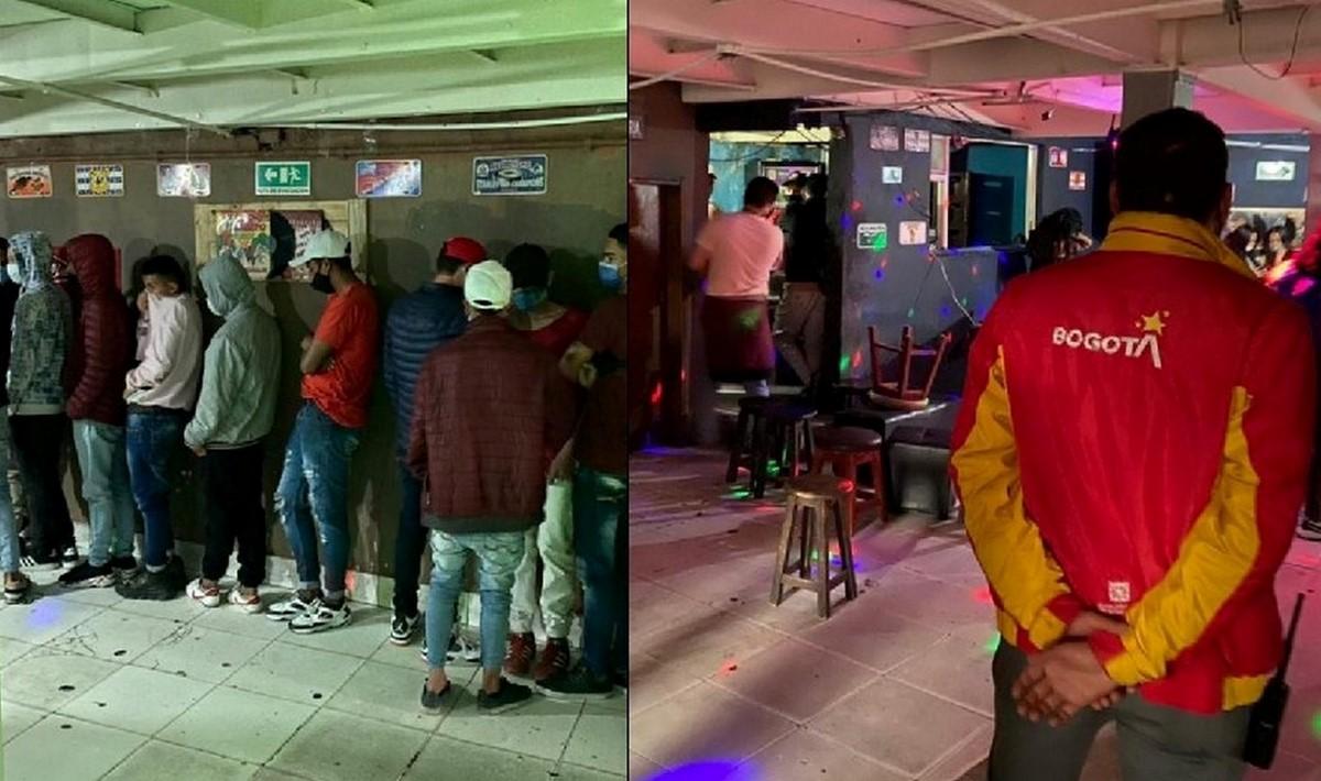 Apagaron fiesta clandestina en Usaquén con 50 personas