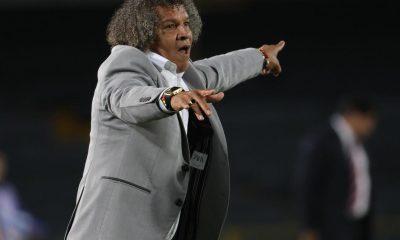 El entrenador de Millonarios Alberto Gamero. EFE/Carlos Ortega/Archivo