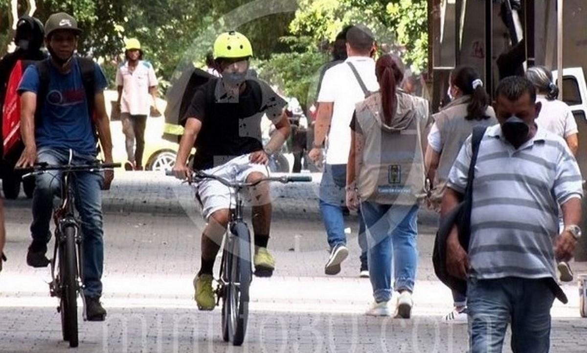 Ocupación UCI Medellín
