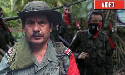 Gustavo Giraldo, alias pablito. Foto captura de video