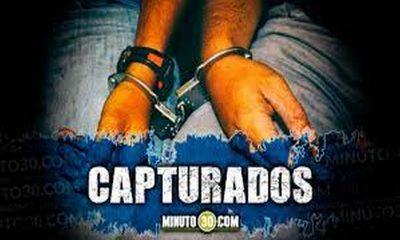 Policía-capturados-orden judicial