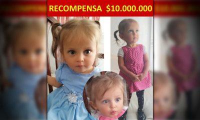 Tía de Sara Sofía ofrece recompensa