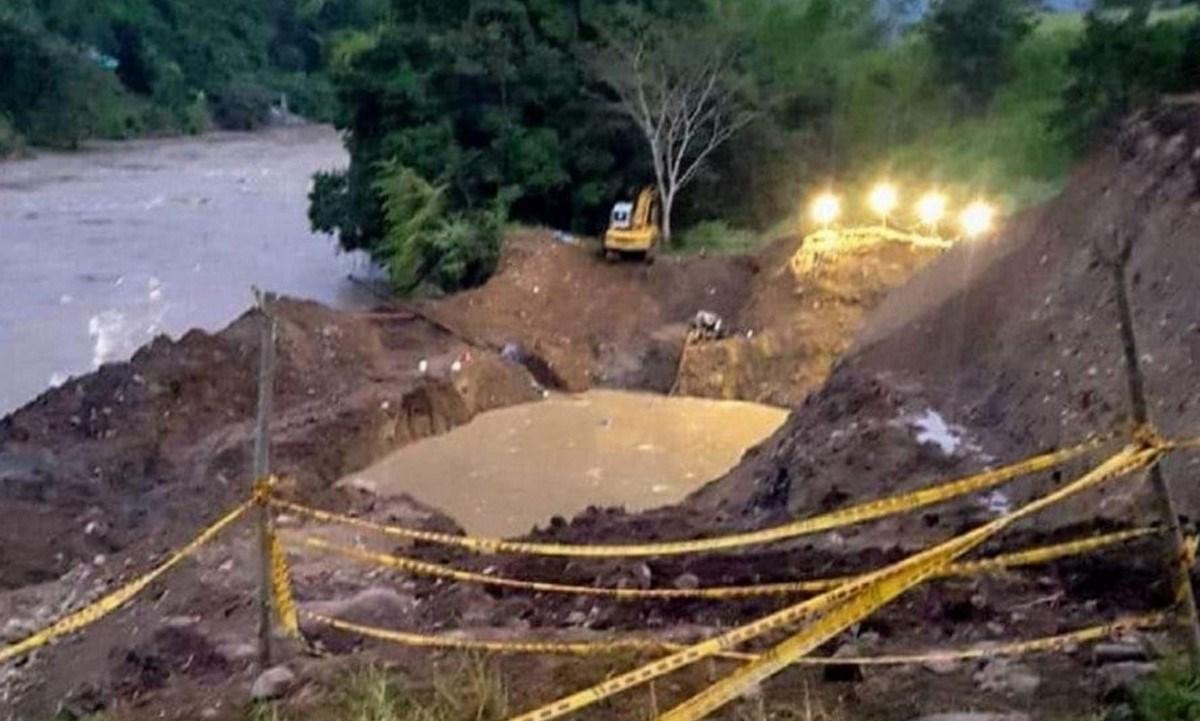 mineros atrapados caldas 1