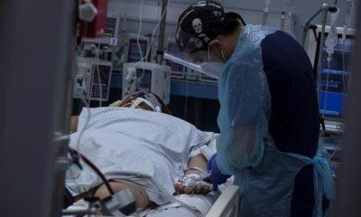 muertos covid uruguay