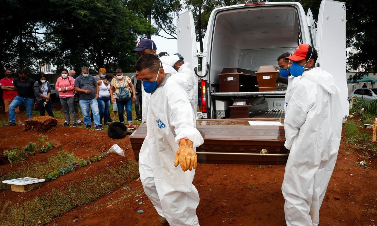 muertes brasil