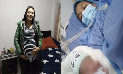 mujer-embarazada-Hospital de Kennedy