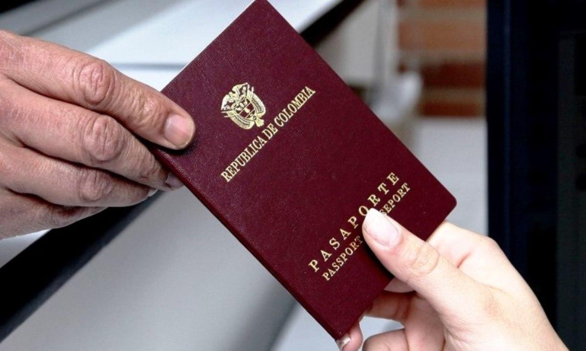 cita pasaporte