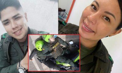 Patrulleros asesinados en Caquetá