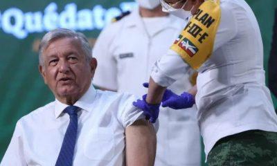 presidente de mexico vacunado