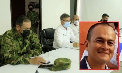 Recompensa por información de homicidas del gerente del hospital de Caucasia