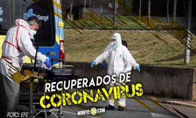 Sube la cifra de recuperados de Covid en Antioquia, ya van 412.619
