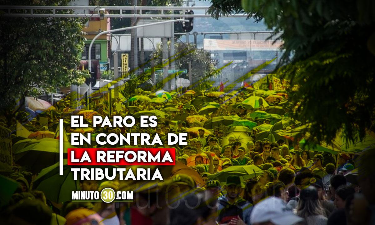 """¿Va ir al Paro Nacional del 28? Autoridades """"recomiendan"""" aplazarlo por el Covid- 19"""