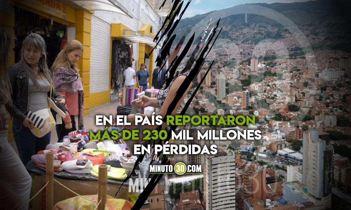 Fenalco Antioquia pide apertura total en el comercio luego de más de 80 millones en pérdida tras las protestas