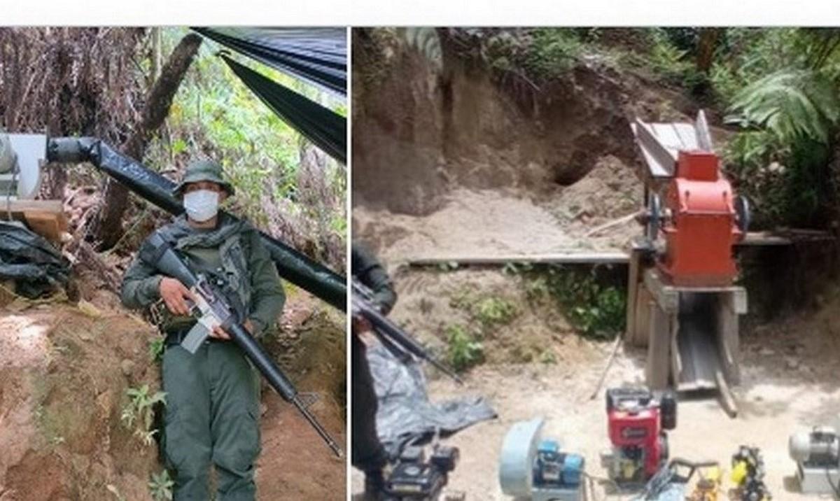 san roque antio mineria ilegal