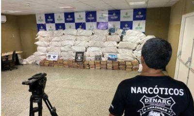 toneladas marihuana brasil