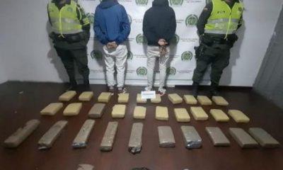 venezolanos capturados marihuana