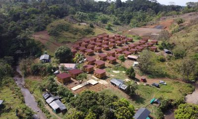 Entregaran viviendas a excombatientes de las Farc en Mutatá