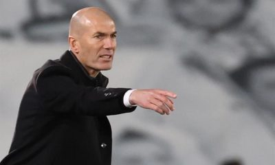 zidane real madrid liverpool