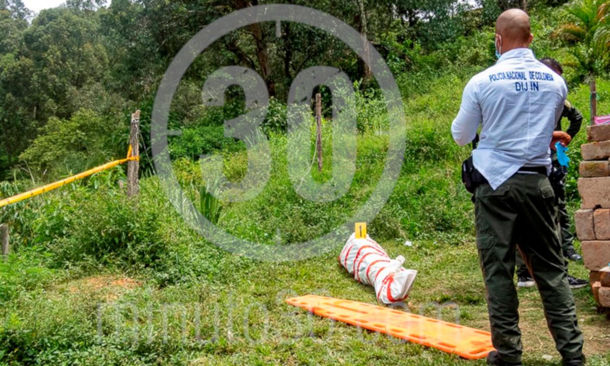 Se conocieron algunas características físicas del muerto que encontraron ayer en Belén Altavista