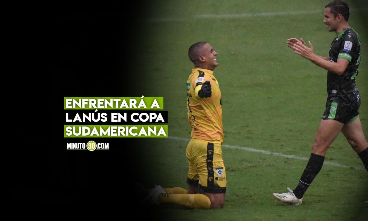 A La Equidad tambien le tocara jugar en Paraguay su partido de local