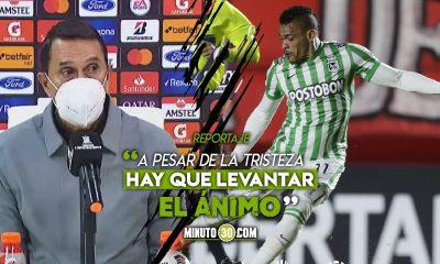 Alexandre Guimaraes sugirio que las ausencias le pesaron a Nacional