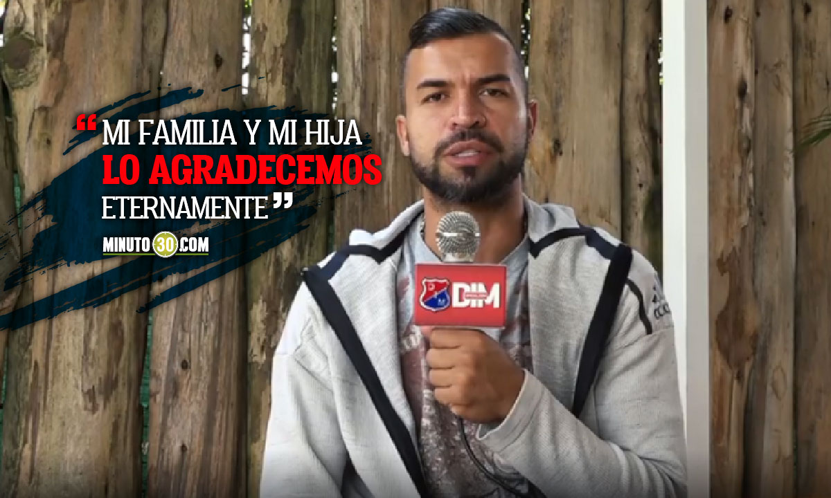 Andres Cadavid agradecido con la oportunidad de continuar en el DIM