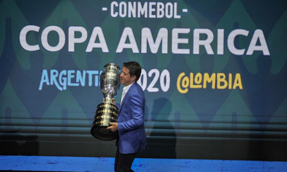 Argentina-Conmebol-Copa América