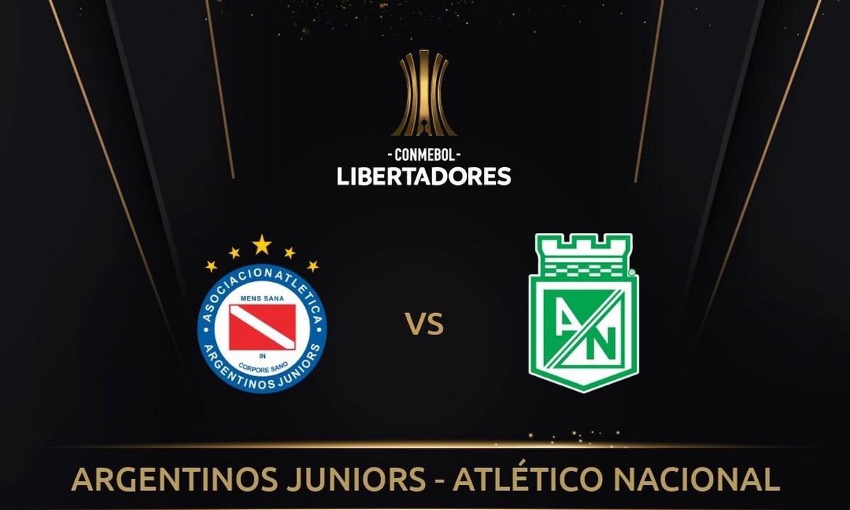 Argentinos Juniors vs Atletico Nacional