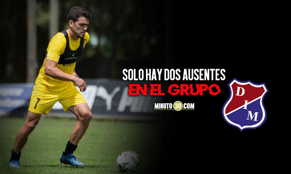 Asi avanzan la pretemporada de Independiente Medellin