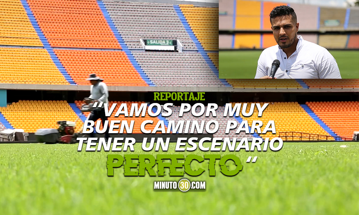 Atanasio Girardot ultima detalles para la Copa America 2021