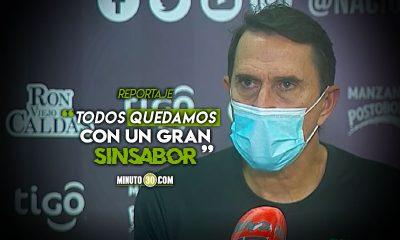 Atletico Nacional a asimilar el golpe y pensar en la Libertadores