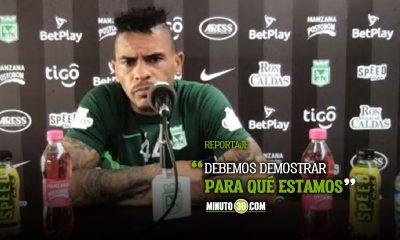 Atletico Nacional a recuperar en Argentina el terreno que ha cedido en el grupo F