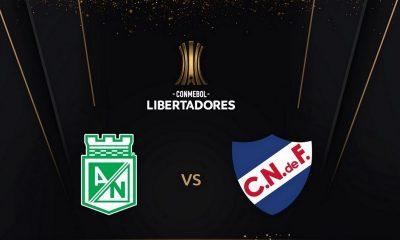 Atletico Nacional vs Nacional de Uruguay Copiar