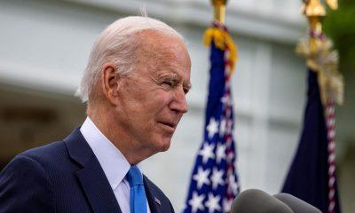 El presidente de EEUU Joe Biden. EFE/EPA/TASOS KATOPODIS / POOL/Archivo