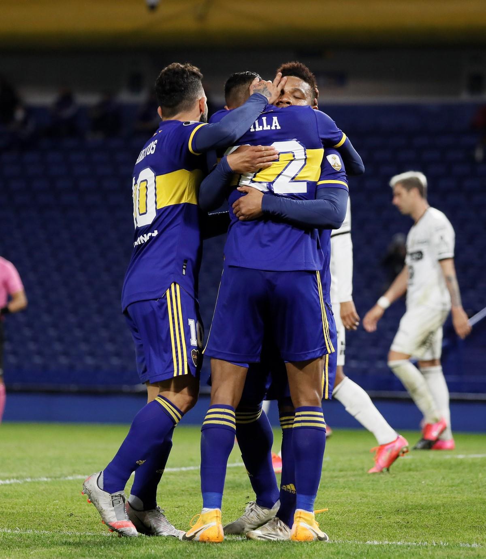 Boca Juniors 1 1