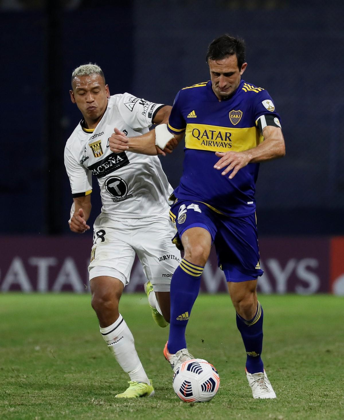 Boca Juniors 3 1