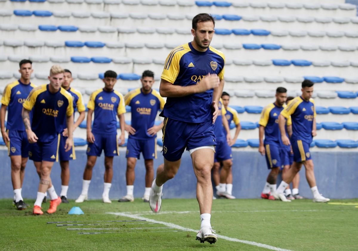 Boca Juniors 3
