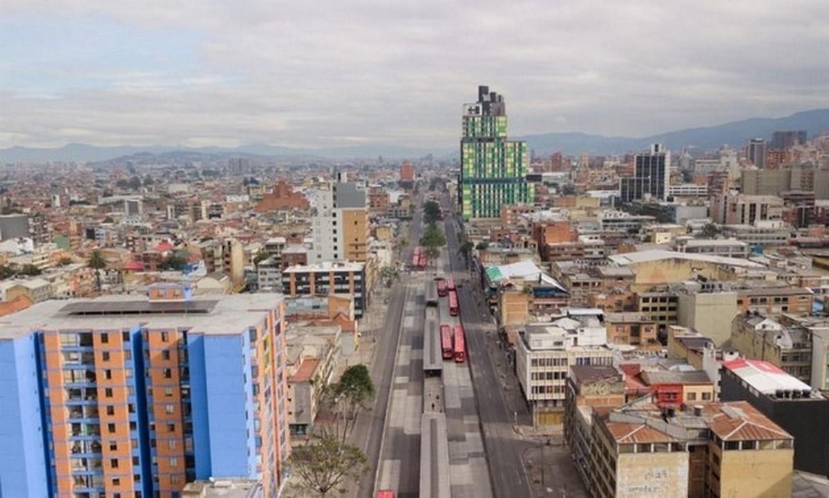 Bogotá continúa con medidas restrictivas hasta el martes