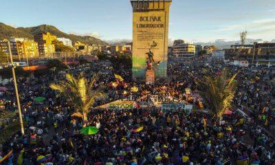 Bogotá-manifestaciones-paro nacional pandemia
