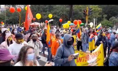 Bogotá tendrá mañana la marcha del silencio