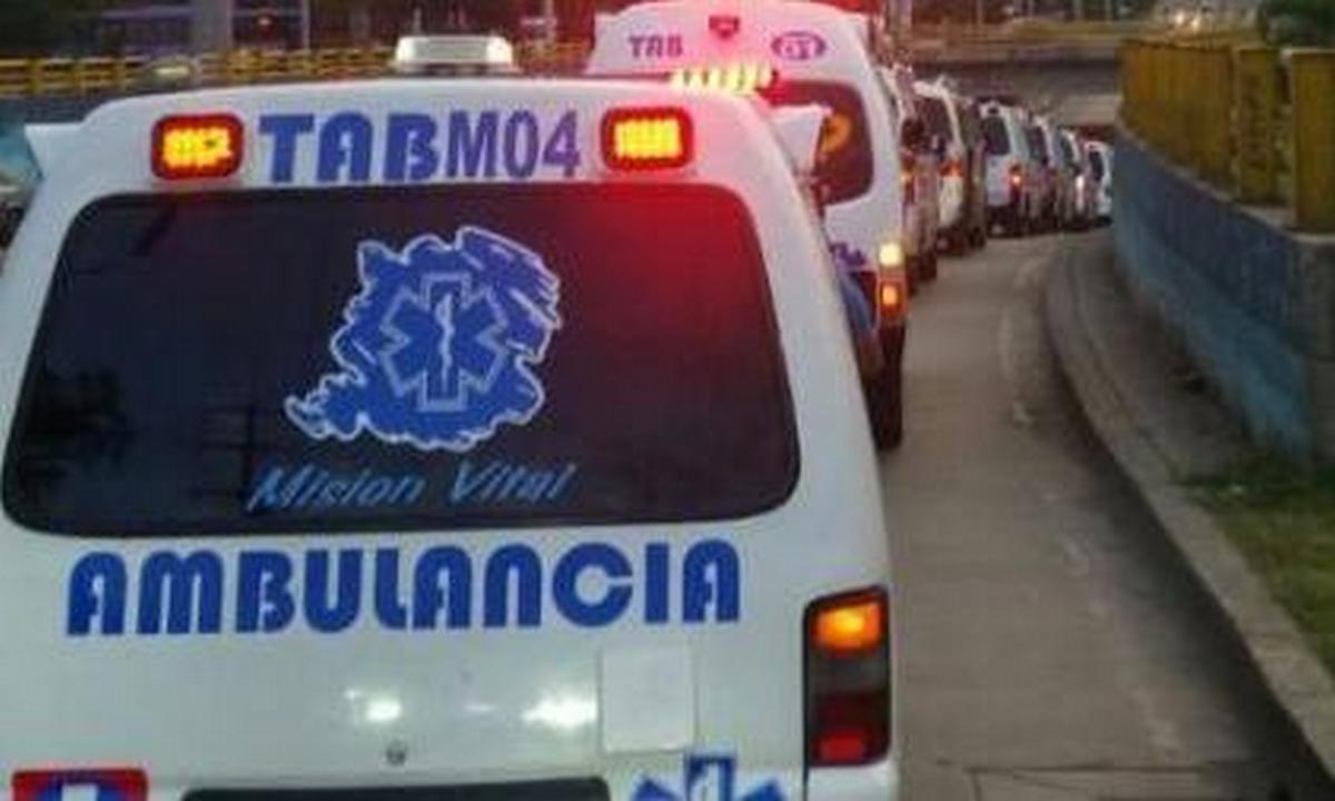 Bogotá-denuncia-agresión-misión médica