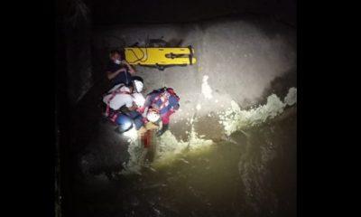 Una niña le salvó la vida a un hombre en San Carlos, Antioquia